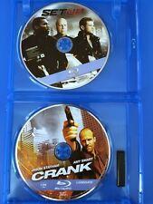 Crank / Set up (blu-rays)