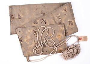 Vintage Japanese Sword Bag for Wakizashi
