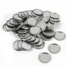 1 Inch Bottle Caps For Crafts Wall Decor Flattened Bottle Cap Without Hole L1F8