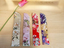 Superb Silk Hand Fan Gift Bag/Holder/Protector/Pouch/Case