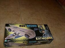 RARE Batman Animated BATMOBILE & FIGURE Vehicle NEW SEALED MISB HIGH GRADE BOX A