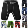 HOT Sports Apparel Skin Tights Compression Base Men's Running Gym Shorts Lot