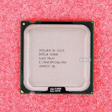 Intel Xeon X3210 2.13 GHz Quad-Core CPU Processor SLACU LGA 775