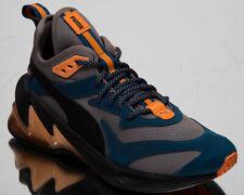 Puma LQDCELL Origin Terrain Men's Grey Black Training Sneakers Shoes 192801-01