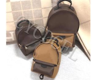 Mini Palm Spring Back Pack Designer Style Crossbody Bag Shoulder Purse with Logo