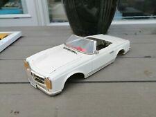 Schuco REAL 5500 Elektro Mercedes 230 SL Car ONLY  BODY GOOD   Selten / Rare
