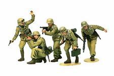 1/35 German Africa Corps Infantry (5 Figures)