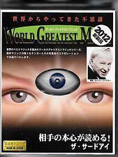 Tenyo Third Eye World Greatest Magic 2012