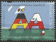 Polen Gemeinschaftsausgabe -50.Jahre Deutsch-Polnisches Jugendwerk -