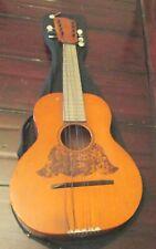 1890's Wolfram's Triumph 8 string mandolin uke aluminum fretboard Mandolinetto