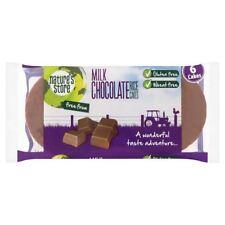 Nature's Store Gluten Free Milk Chocolate Rice Cakes - 100g (0.22lbs)
