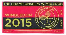 Genuine Official Wimbledon Championships Tennis 2015 Towel Sold Out 2018 final