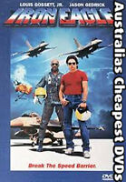 Iron Eagle DVD NEW, FREE POSTAGE WITHIN AUSTRALIA REGION ALL