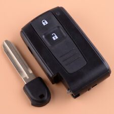 2 Button Smart Remote Key Fob Case Shell Uncut Blade for Toyota Prius 2004-2009