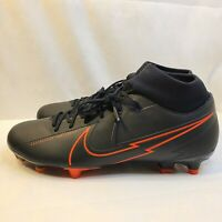 New Nike Mercurial Superfly 7 Academy Soccer Cleats Black Red AT7946-060