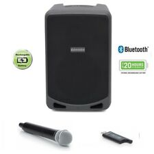 SAMSON EXPEDITION XP106W Portable 20 Hour Rechargeable Bluetooth Wireless Mic PA