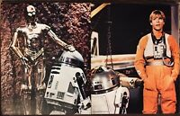 Star Wars Holiday Special Production Stills 8x10 Official Photos Luke C-3P0 R2D2