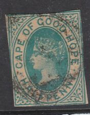 Cape of Good Hope 1/2d Victoria Postal Stationary Cut Out VGC