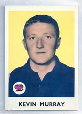 1965 Scanlens ## 10 Kevin MURRAY Fitzroy Mint