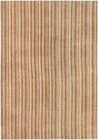 "Hand-knotted  Carpet 5'7"" x 8'0"" Luribaft Gabbeh Riz Traditional Wool Rug"