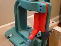 RCBS reloading press RC PRIMER CATCHER upgrade.
