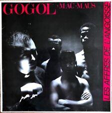 Gogol 1er - Les Affres de L'Angoisse - Vinyl LP 33T Just'In Distribution  360200