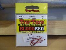 Tru Turn Panfish hooks 853ZS size 4 Qty:7  NIP