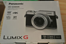BRAND NEW Panasonic Lumix DC-GX850 Micro 4/3 Mirrorless Camera Body w/ warranty