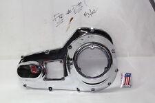chrome Harley FL FXR outer primary cover 60606-89 FXRT FXRP FXLR FLHT EPS19977