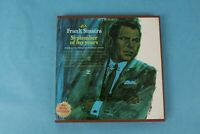 FRANK SINATRA SEPTEMBER OF MY YEARS 7 1/2 IPS REEL TO REEL TAPE REPRISE 1014 VG+