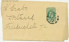 """2426 """"F S / 12""""  (Foreign Section NPB Cancellation – NOT LISTED IN PARMENTER)"""