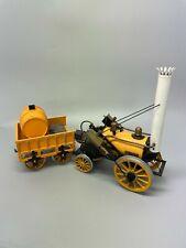 More details for stephensons rocket hornby model real steam locomotive