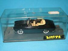 RARE Peugeot 403 CABRIOLET Noire Verem 1/43
