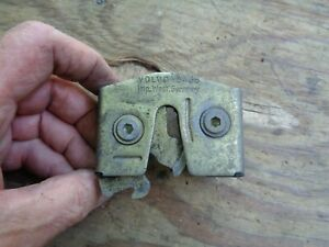 Volvo 240 LH Left side Left hand FRONT or REAR Door Latch Drivers Side Used OEM