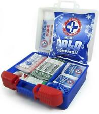 100 Piece First Aid Kit, Emergency, Survival, Outdoor, Clean, Treat & Protect