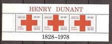 NA NVPH 592 Blok Rode Kruis 1978 Postfris