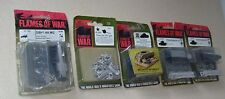 Flames Of War Gaming Unused Figure Wwii Battle Tanks Army New In Packs