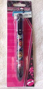 Monster High 6 Changing Colors Pen School Supplies