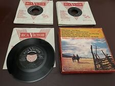 Elvis Presley SPD-26  Great Country Western hits 45 rpm side 6 and 15 (new)