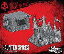 Malifaux Neverborn Bultungin Box Plastic Wyrd Miniatures 32 mm