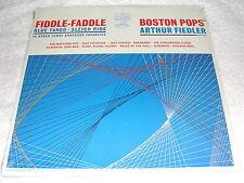 "Arthur Fiedler/ Boston Pops ""Fiddle Faddle"" 1980's LP, SEALED!, RCA AGL1-4951"