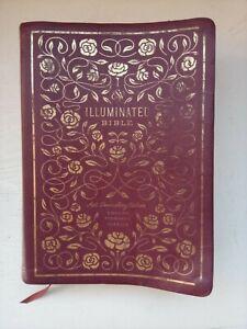 ESV Illuminated Bible, Art Journaling Edition [TruTone, Burgundy]