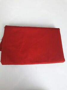 Fabric textile sewing material
