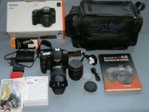 Digitalkamera Sony Alpha a68, OVP, Tamron 16-300 + Zubehörpaket