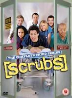 Scrubs - Series 3  Complete (2006, 4 disc DVD Set) third season