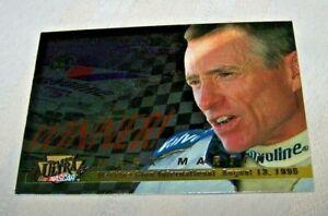 MARK MARTIN 1996 FLEER ULTRA WINNERS NASCAR INSERT CARD 18/18