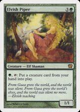 Elvish Piper 9th Edition HEAVILY PLD Green Rare MAGIC GATHERING CARD ABUGames