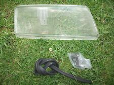 Vauxhall Cavalier 1988-92 Drivers Right Headlight headlamp GM Glass NEW LSB182