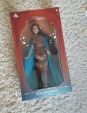 """DISNEY STORE POCAHONTAS Limited Edition 17"""" Doll Brand New Sold Out - LE4500"""