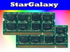 4GB 2X 2GB Kit DDR2 SODIMM PC5300 PC2-5300 667 MHz LAPTOP MEMORY Ram 200-Pin New